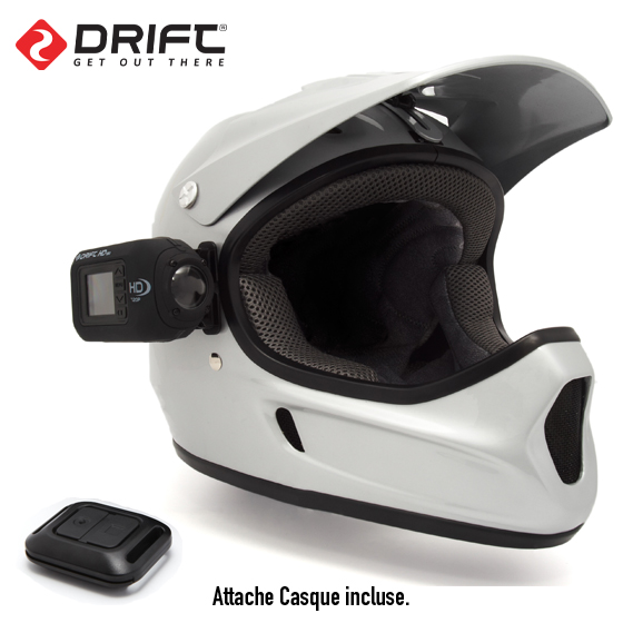 CAMERA DRIFT HD 720 CASQUE