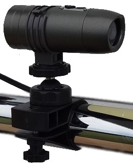 camera bullet hd winup mr2 fixation guidon.