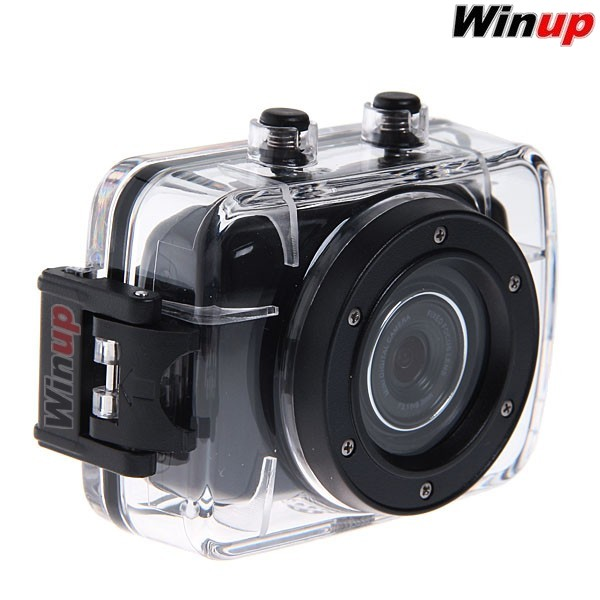camera sport etanche hd winup v light 720P
