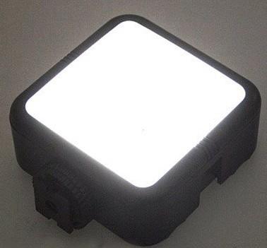 eclairage a piles 64 leds 480 lumens