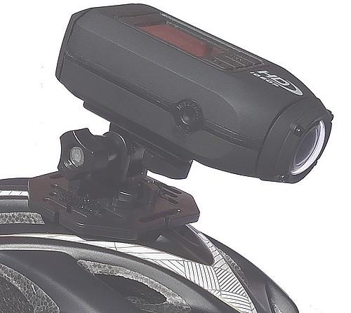 fixation camera pour casque vtt drift hd ghost