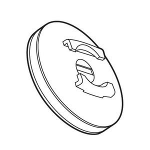 Fixation adhesive camera GoBandit GPS.
