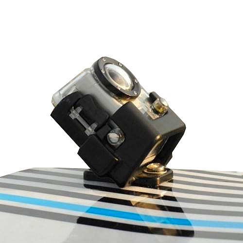 fixation fin mount pour gopro hd hero 2