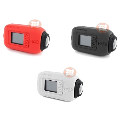 housse silicone pour camera drift hd