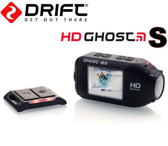 La CAMERA DRIFT GHOST S débarque bourrée de nouvelles technologies