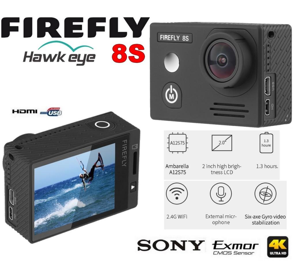 Camera sport Firefly 8S