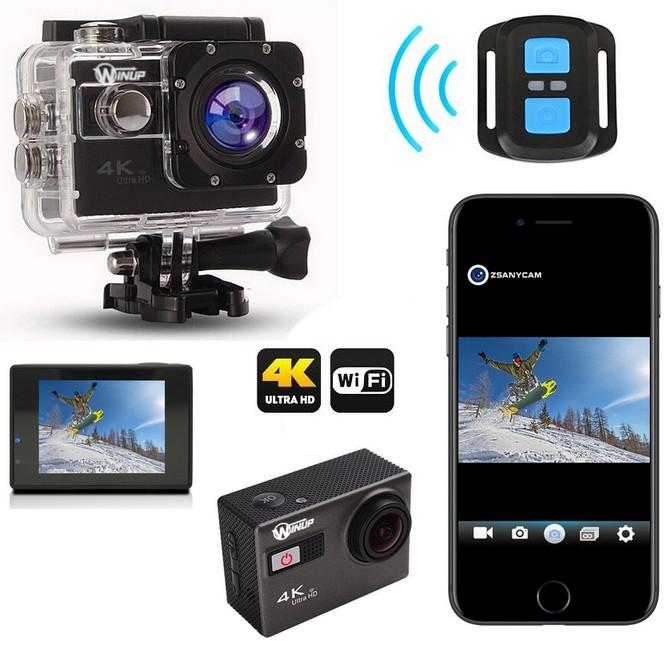 Caméra sport WINUP XtremPro4