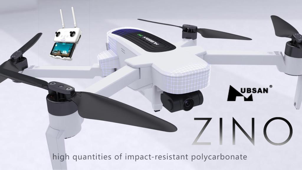 Drone Hubsan Zino H117S