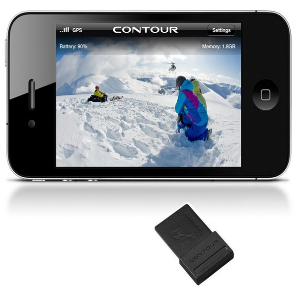 Carte Connect View pour Contour HD GPS