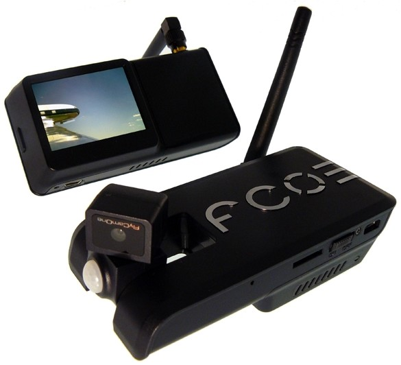 PACK Flycamone 3 + kit de transmission 2.4Ghz