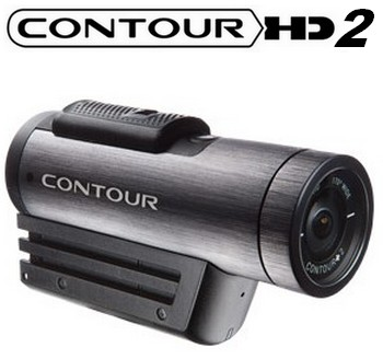 Cam�ra sport Contour HD Plus + GPS Version 2