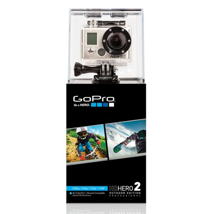 **EN RUPTURE** Cam�ra GoPro HD Hero 2 Outdoor