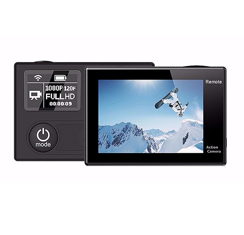camera sport 4k telecommande