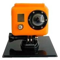 Housse silicone Xsories pour caméra GoPro HD